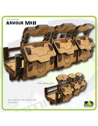 MAD Gaming Terrain Armour Mk II set