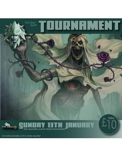 Warhammer Underworlds - Nighthaunt 13th Jan 2018