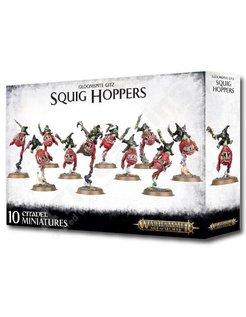 Gloomspite Gitz Squig Hoppers