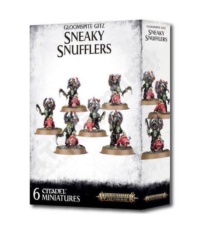 Age Of Sigmar Gloomspite Gitz Sneaky Snufflers