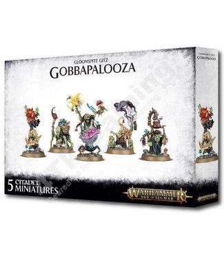 Age Of Sigmar Gloomspite Gitz Gobbapalooza