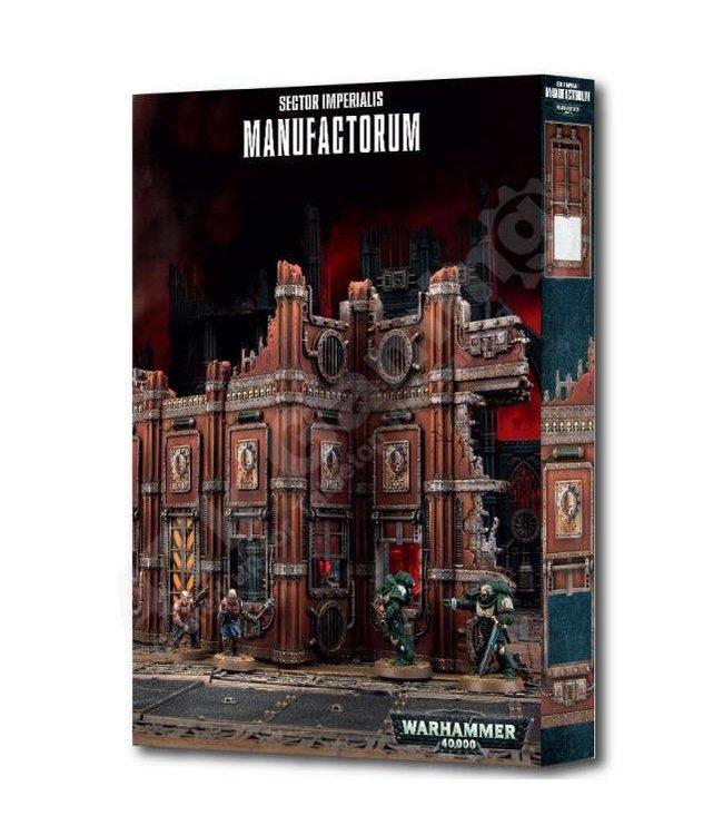 Warhammer 40000 Sector Imperialis: Manufactorum