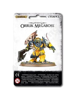 ~ Ironjawz Orruk Megaboss