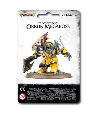 Age Of Sigmar ~ Ironjawz Orruk Megaboss