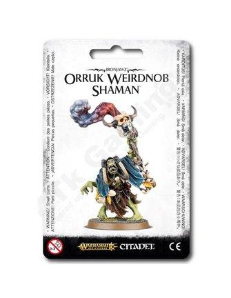 Age Of Sigmar ~ Ironjawz Orruk Weirdnob Shaman
