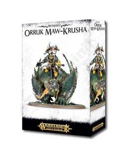 Ironjawz Orruk Maw-Krusha