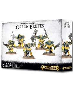 Ironjawz Orruk Brutes
