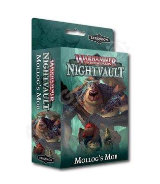 Warhammer Underworlds Wh Underworlds: Mollog'S Mob