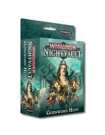 Warhammer Underworlds Wh Underworlds: Godsworn Hunt