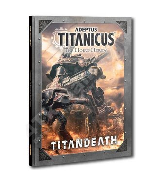 Adeptus Titanicus #Adeptus Titanicus: Titandeath