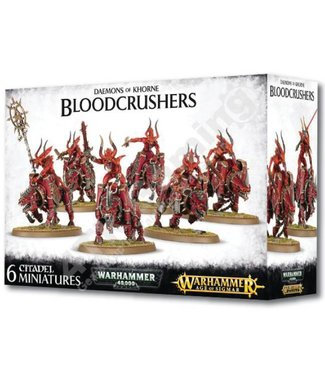 GW Direct Daemons Of Khorne Bloodcrushers