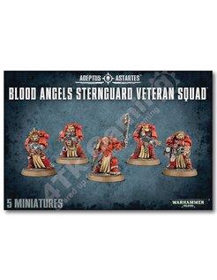 #Blood Angels Sternguard Veteran Squad