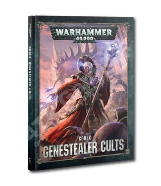 Warhammer 40000 Codex: Genestealer Cults (Hb)