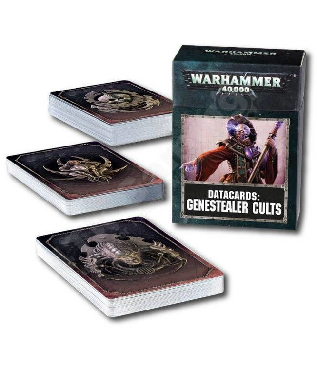 Warhammer 40000 Datacards: Genestealer Cults