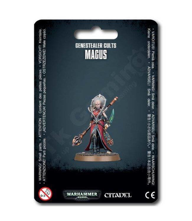 Warhammer 40000 Genestealer Cults Magus