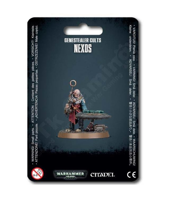 Warhammer 40000 Genestealer Cults Nexos