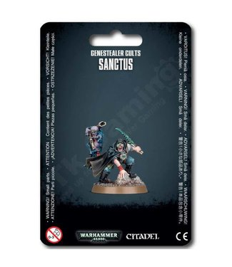 Warhammer 40000 Genestealer Cults Sanctus