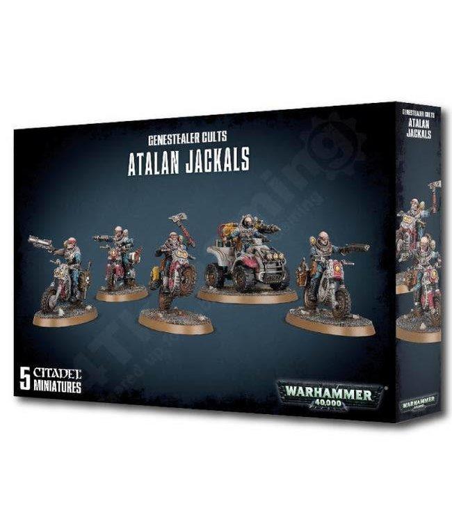 Warhammer 40000 Genestealer Cults Atalan Jackals
