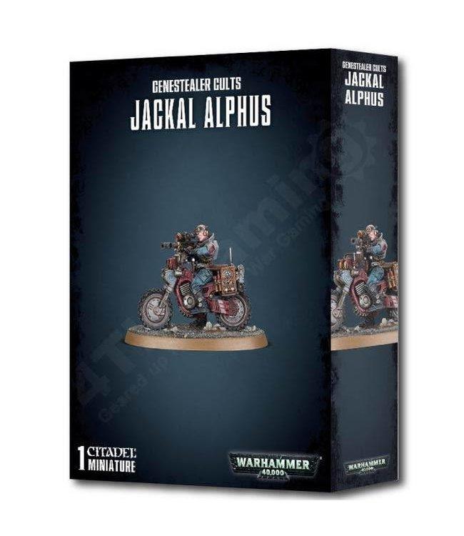 Warhammer 40000 Genestealer Cults Jackal Alphus