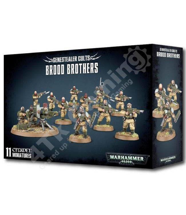 Warhammer 40000 Genestealer Cults Brood Brothers