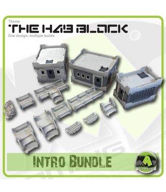 MAD Gaming Terrain The Hab Block - Intro Bundle