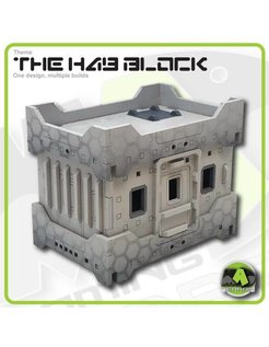Hab Block- Half size