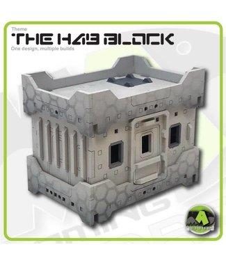 MAD Gaming Terrain Hab Block- Half size