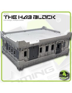 Hab Block - Double width