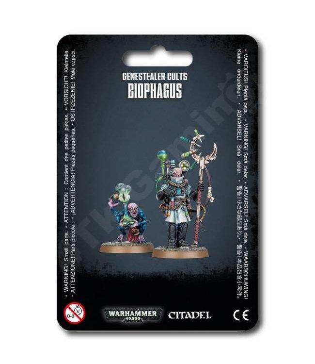 Warhammer 40000 Genestealer Cults Biophagus