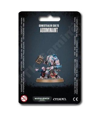 Warhammer 40000 Genestealer Cults Abominant
