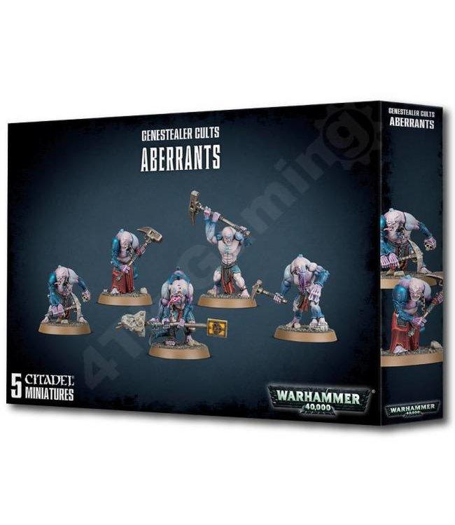 Warhammer 40000 Genestealer Cults Aberrants