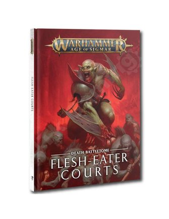 Age Of Sigmar Battletome: Flesh-Eater Courts (Hb)