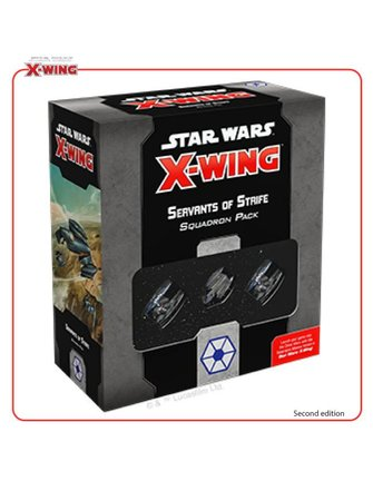 Star Wars X-Wing Star Wars X-Wing: Servants of Strife Squadron Pack
