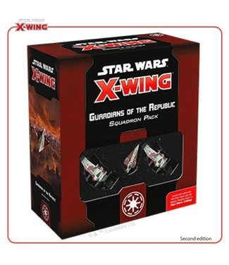 Star Wars X-Wing Star Wars X-Wing: Guardians of the Republic Squadron Pack
