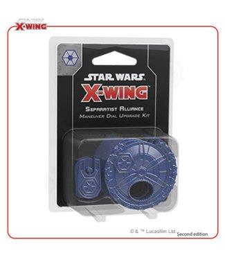 Star Wars X-Wing Star Wars X-Wing: Separatist Alliance Maneuver Dial Upgrade Kit