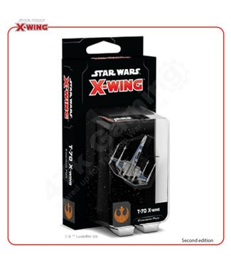 Star Wars X-Wing Star Wars X-Wing: T-70 X-Wing Expansion Pack