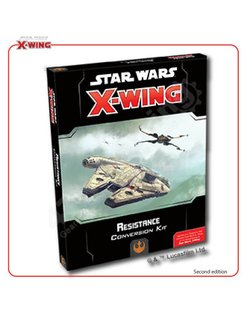 Star Wars X-Wing: Resistance Conversion Kit