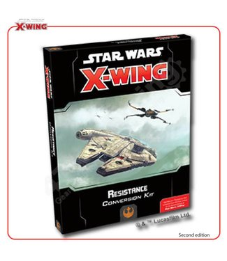 Star Wars X-Wing Star Wars X-Wing: Resistance Conversion Kit