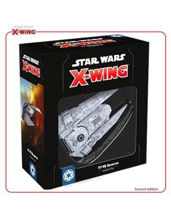 Star Wars X-Wing VT-49 Decimator Expansion Pack