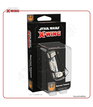Star Wars X-Wing Star Wars X-Wing: Resistance Transport Expansion Pack