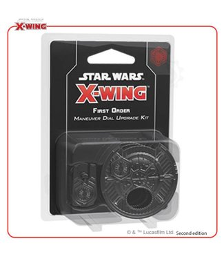 Star Wars X-Wing Star Wars X-Wing: First Order Maneuver Dial Upgrade Kit
