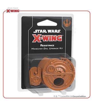 Star Wars X-Wing Star Wars X-Wing: Resistance Maneuver Dial Upgrade Kit