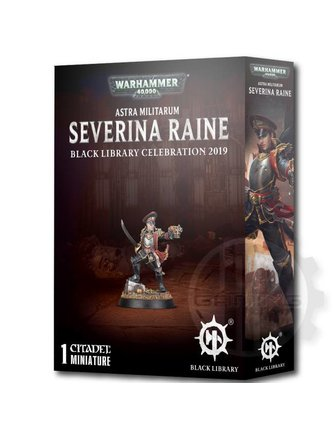 Warhammer 40000 #Astra Militarum Severina Raine