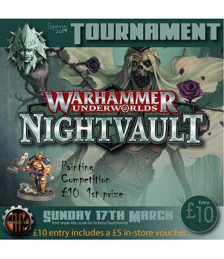Tournaments Warhammer Underworlds 17th March 2019