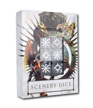 Age Of Sigmar #Age Of Sigmar: Scenery Dice