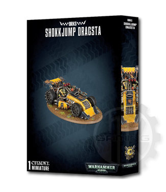 Warhammer 40000 Orks Shokkjump Dragsta