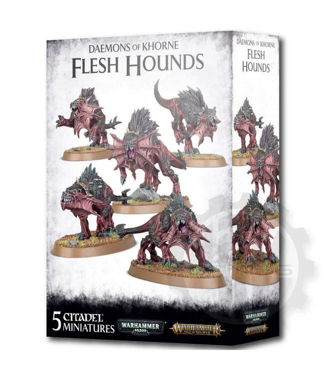 Age Of Sigmar Daemons Of Khorne Flesh Hounds
