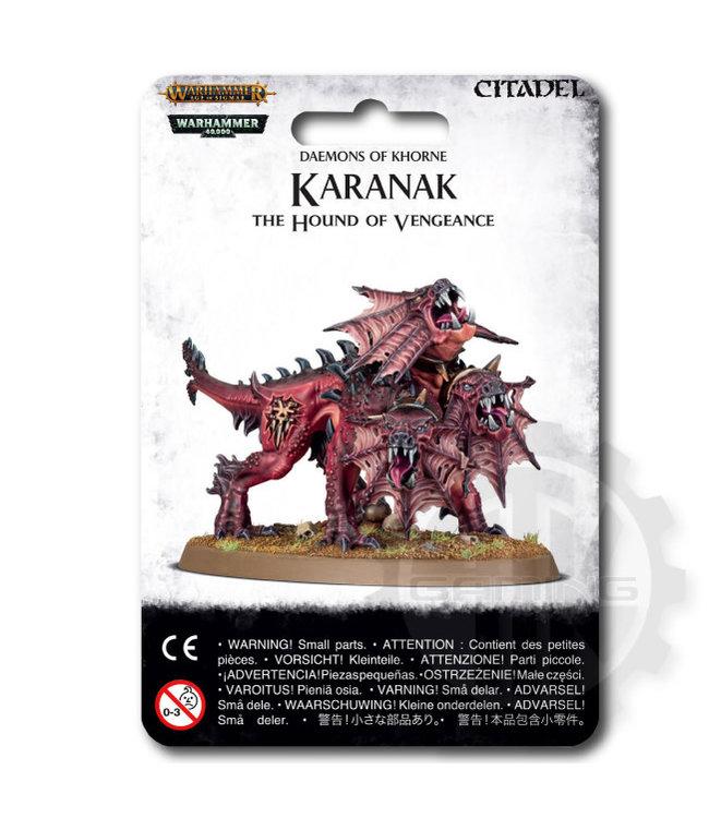 Age Of Sigmar ~ Karanak The Hound Of Vengeance