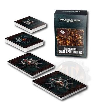 Warhammer 40000 Datacards: Chaos Space Marines 2