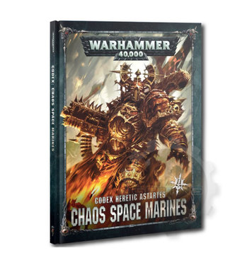 Warhammer 40000 Codex: Chaos Space Marines 2